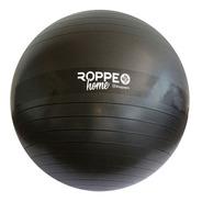 Bola De Pilates Home 65cm Roppe Preto