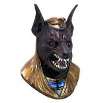 Máscara De Anubis, Dioses, Egipto, Máscaras De Látex