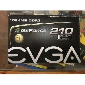 Tarjeta De Video Geforce 210 1gb