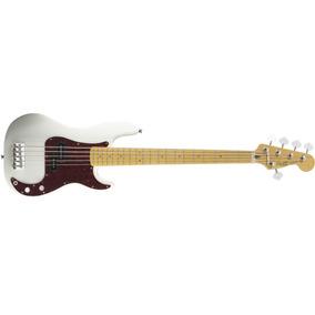 Bajo Electrico Fender Squier Vm P Bass 5 Cuerdas, 0326862505