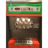 Maquina Para Preparar Helado Suave Y De Yogurt