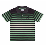Camisa Polo Infantil Manga Curta Trick Nick Tamanho 10