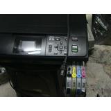 Impresora Brother Dsp J125 Para Refacciones