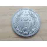Monedas 1933 Un Peso