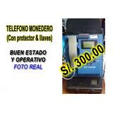Telefono Monedero Con Protector Y Llaves