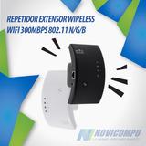 Repetidor Extensor Wireless Wifi 300mbps 802.11 N/g/b