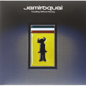 Jamiroquai Traveling Without Moving -2 Vinilos 180 Gr Nuevo
