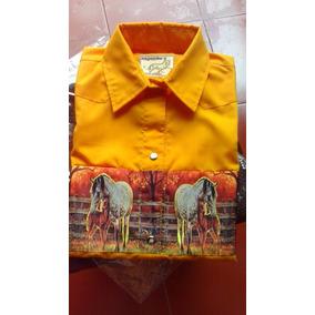 Camisas Vaqueras Para Damas Caballeros Y Niños.