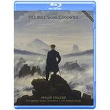 Blu-ray Audio : Ole Kristian Ruud - Violin Concertos (hy...