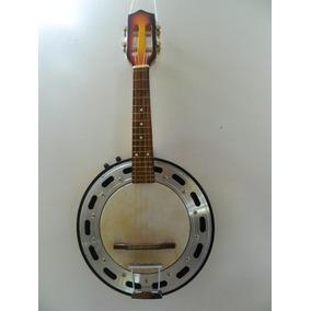 Banjo Elétrico Sunburst - Clave Linha Profissional - Novo!!