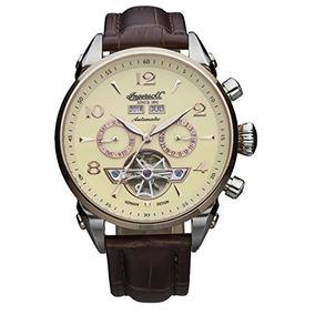 Ingersoll Hombres De In4514rcr \san Bernardino\ Reloj De Ac