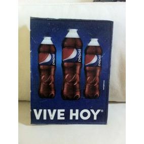 Anuncio De Lamina Pepsi Vive Hoy
