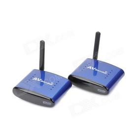 Video Sender Audio Fm Trasmisor Stereo Enlace Fm Tv Remoto