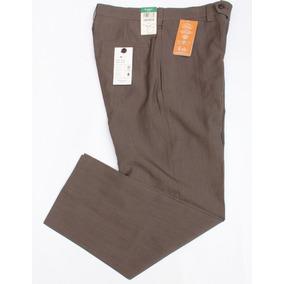 Pantalon De Vestir Haggar 30 X 30 Con Resorte Sin Pinzas