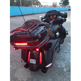 Harley Davidson Ultra Clasic, Muy Equipada!
