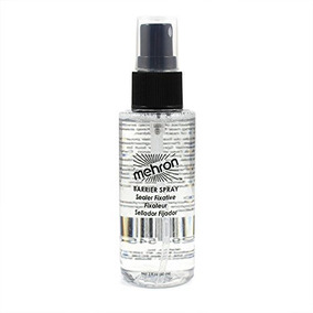 *best Seller* Mehron Barrier Spray 2 Oz - Pro Makeup Setting