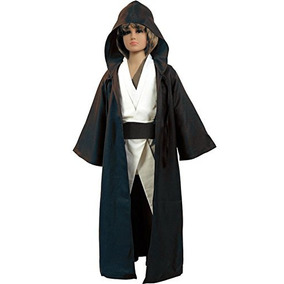 Hombres Tunic Hooded Robe Capa Caballero Fancy Cool Co W46