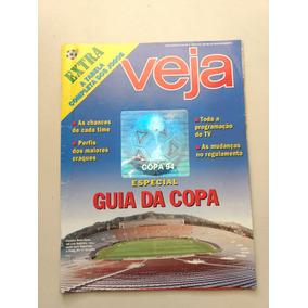 Revista Veja 1344 Especial Guia Da Copa Do Mundo De 94 383