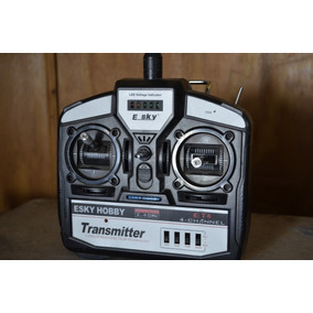 Esky Hobby Transmitter - 4ch . 2.4 Hz - Se Vende Como Se V