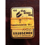 Puas P/ Gramófono Vitrola -needle Tin- Laubscher 100 En Caja