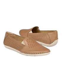 Flexi Zapatos Dama Piso 29102 Piel Madera