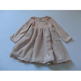Vestido Milon Tamanho 01 Ano - Cod. A11