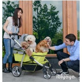 Carrinho Transporte Para Pet Luxo Elegant Fs1202