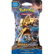 Sobre Tarjetas Pokemon Trading Card Manga Break Point Xy