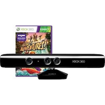 Sensor Kinect Nuevo Sellado, 2 Juegos Promoción