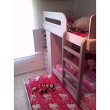 Trilitera Infantil Con Closet, Se Vende Por Como Nueva!!