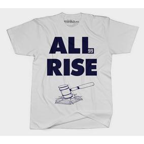 Minko - Playera Yankees - Aaron Judge - All Rise