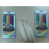 Creyones Prismacolor Cjax12 Colores 100% Originales Y Nuevos