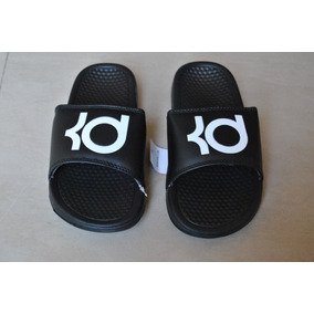 Kp3 Cholas Pantuflas Nike Kevin Duran Negra Damas Caballeros
