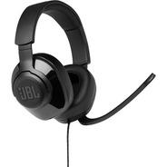 Headset P2 Gamer Jbl Quantum 300 - Preto