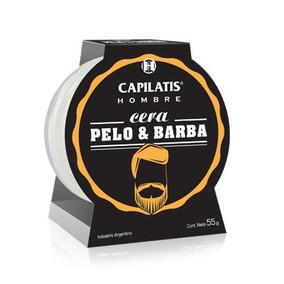 Cera Capilatis Para Pelo Y Barba