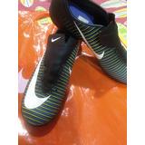Tenis Nike Mercurial X 31 Cm. Usa 13 Futbol Rapido
