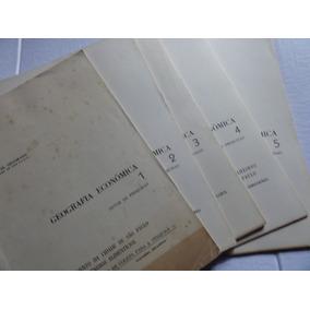 Livros/apostilas: Geografia Econômica Setor De Pesquisas