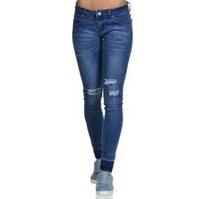 Jean Mujer Exotik Skinny