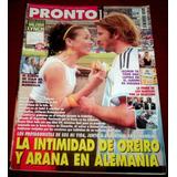 Natalia Oreiro F Arana - Revista Pronto Año 2006