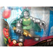 Dr. Doom Super Hero Squad Los 4 Fantasticos Victor Doom