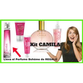 *combo*perfume Camila Descuento 60% Off-reino De La Miel-