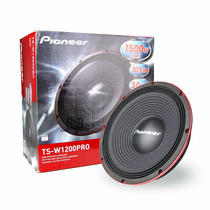 Parlante 12 Subwoofer Pioneer Ts-w1200pro Doble Bobina 450w