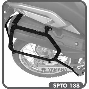 Suporte Lateral Bau Bauleto Scam Yamaha Tenere Xt 250 Z