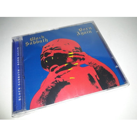 Cd Black Sabbath - Born Again - Remaster Nacional Novo
