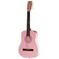 Guitarra Acústica Con Estuche Indiana 36 Steel