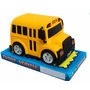 Colectivo Bus Escolar Pull Back Funny Vehicle Kydos Lionels