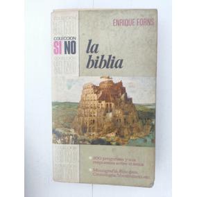 Colección Sí No - La Biblia - Enrique Forns