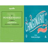 Paq. 2x1 El Pendejonario & El Chingonario - Nuevo - Original