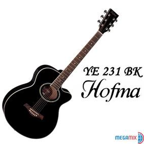 Violão Ye 231 Bk Hofma By Eagle - Frete Grátis