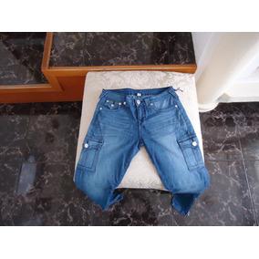 Pantalon True Religion Cargo Leggins Talla28 100% Original!!